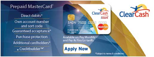 clearcash