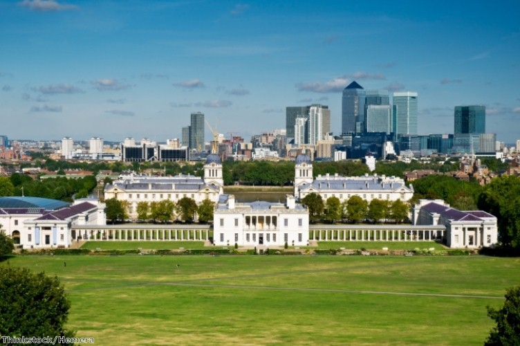 Greenwich top performer for house prices