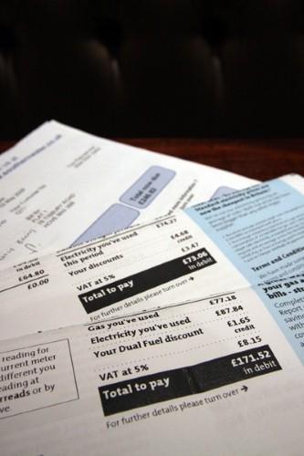 How to make savings on energy and water bills