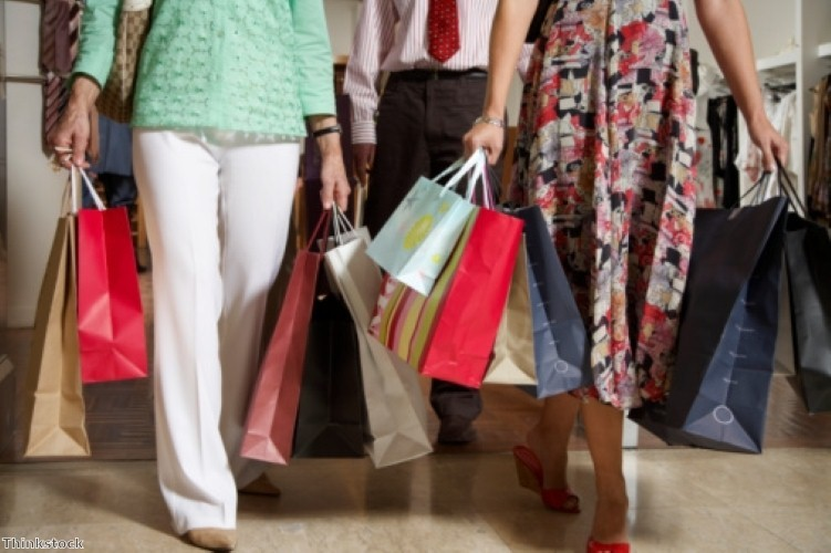 Tackling the causes of debt: shopping